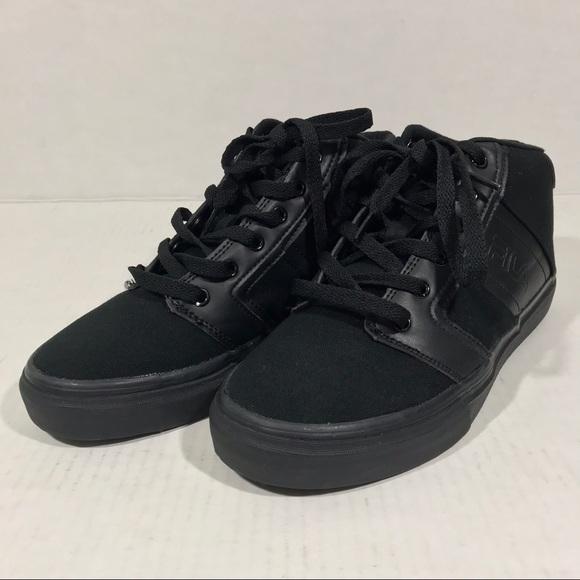 3a249da17b28 NWOB Fila High Top Canvas Sneakers sz 7.5